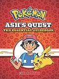 Pokémon: Ash'S Quest: The Essential Guidebook