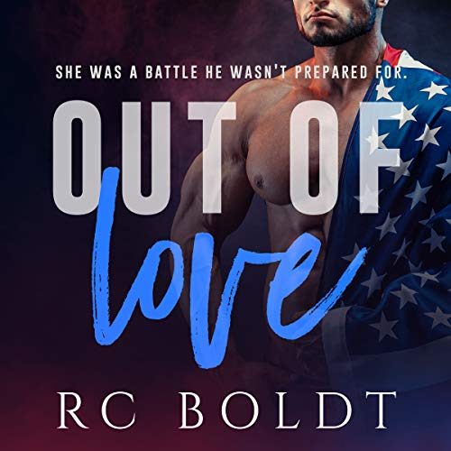 Out of Love audiobook cover art