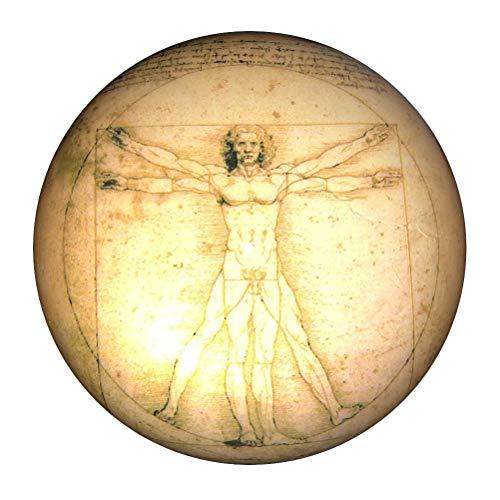 Parastone pisapapeles Da Vinci Vitruvian Man