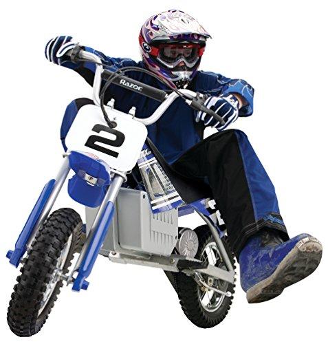 Razor MX350 Dirt Rocket Electric Motocross Bike - Blue