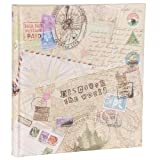 HENZO Fotoalbum Discover - 60 Seiten - Bilderalbum - Jumboalbum - Album - Urlaubsalbum - Reisealbum