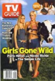 TV Guide: Dec 6-12 2003; Girls Gone Wild (Paris Hilton and Nicole Richie in the Simple Life; The New Battlestar Glactica; Ryan & Trista s Wedding; Angels on TV)