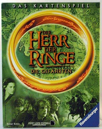 Der Herr der Ringe - Die Gefährten, Das Kartenspiel