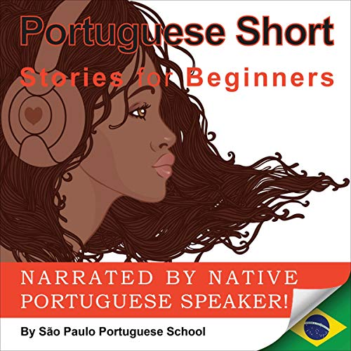 『Portuguese Short Stories for Beginners』のカバーアート