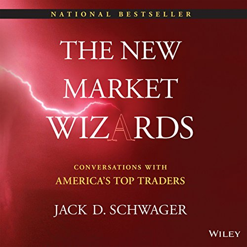 The New Market Wizards audiobook cover art