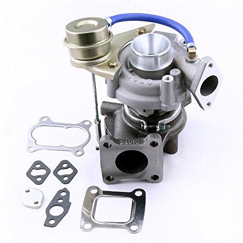 maXpeedingrods CT20 Turbo Voiture pour Toyota 4 Runner SR5/DLX 2.4L,Turbo Compresseur pour Toyota Land Cruiser,Turbocompresseurs electrique pour auto 17201-54060 2L-T Refroidissement à l'Eau