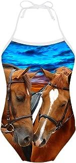 Best horse swimsuit girl Reviews