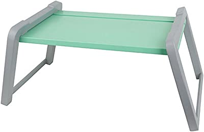 Computer Desk Coffee Tables Foldable home bed notebook table dorm simple folding table green bed table Japanese style coffee table