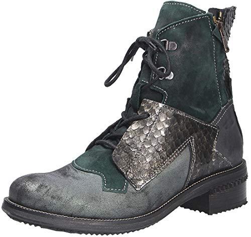 Charme Damen Stiefel, grün(grün), Gr. 40