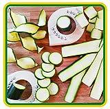Zoom IMG-2 tazu il taglia zucchine artigianale