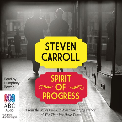 Spirit of Progress cover art