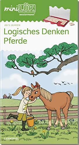miniLÜK-Übungshefte: miniLÜK: Vorschule: Pferde - Logisches Denken: Vorschule / Vorschule: Pferde - Logisches Denken (miniLÜK-Übungshefte: Vorschule)