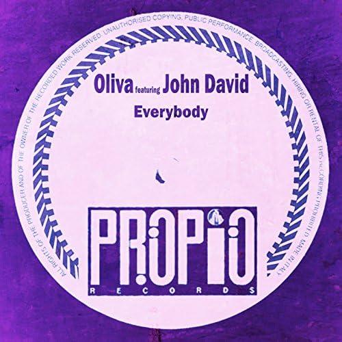 Oliva feat. John David