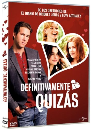 Definitivamente quizás (Definitelly Maybe) [DVD]
