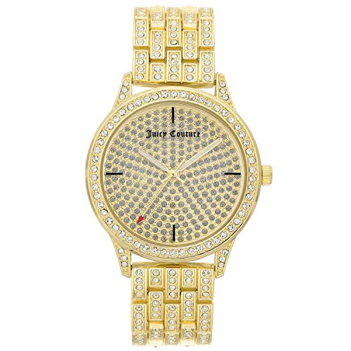 Juicy Couture - - All - Gold Women Watches - Default Title