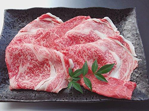 [黒毛和牛 牝牛限定 ]基本冷蔵 ロース 赤身 モモ すき焼き 肉 1Kg 【木箱詰め 】