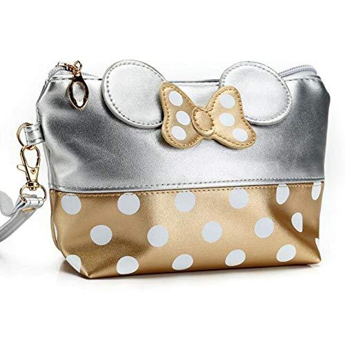 HZBNS Trousse De Toilette Voyage Cosmetic Bag Case Femmes Zipper Storage Pouch Wash Sacs