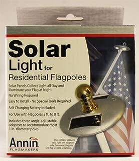 Annin Solar Light for Residential Flagpoles
