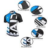Zoom IMG-2 abbigliamento ciclismo uomo salopette pantaloncini