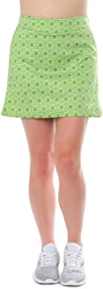 Haute Shot Golf - Classic Skort for travel, everyday, golf, ect, Breathable Comfort, Slimming fit.
