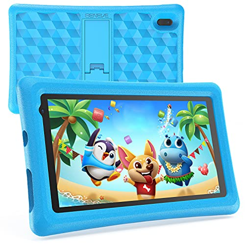 Kids Tablets 7 inch HD Display Android Tablet for Kids Toddler Tablet...