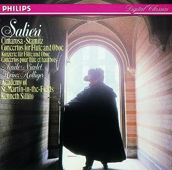 Salieri/Stamitz/Cimarosa: Concertos for Flute & Oboe