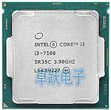 i3 7100 Series Processor I3 7100 I3-7100 CPU LGA 1151-land FC-LGA 14 nanometers Dual-Core i3-7100