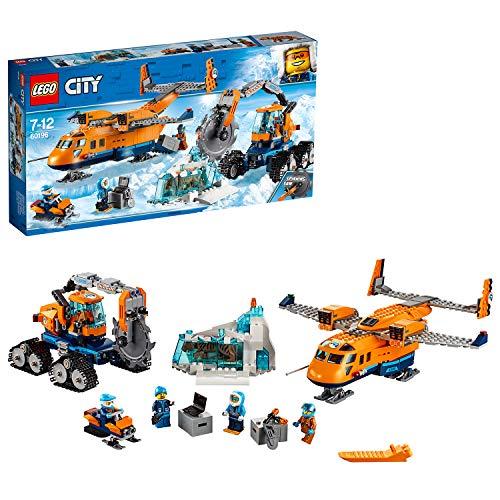 Lego City 60196 Arktis-Versorgungsflugzeug