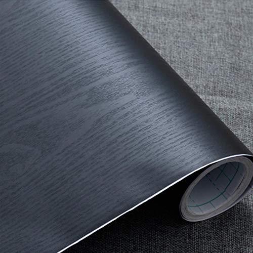 Rollo de papel tapiz en relieve minimalista modern Blanco grueso de la película decorativa de madera del diseño Papel de parede Papel pintado dormitorio puerta del guardarropa de escritorio antiguo Mu