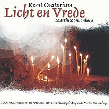 """Kerst Oratorium """"Licht en Vrede"""""""