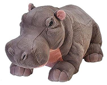 Wild Republic - CK Jumbo Hipopótamo de Peluche, 76 cm (19320)