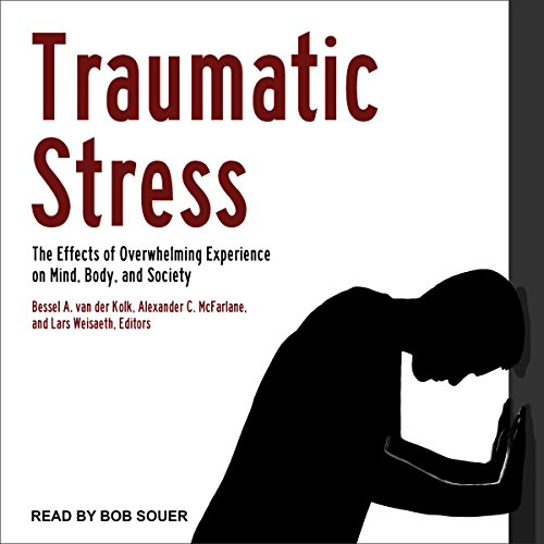 Traumatic Stress audiobook cover art