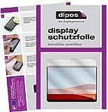 dipos I Schutzfolie klar kompatibel mit Microsoft Surface Pro X Folie Bildschirmschutzfolie