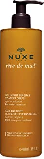 Nuxe Reve De Miel Face and Body Gel Cleaner