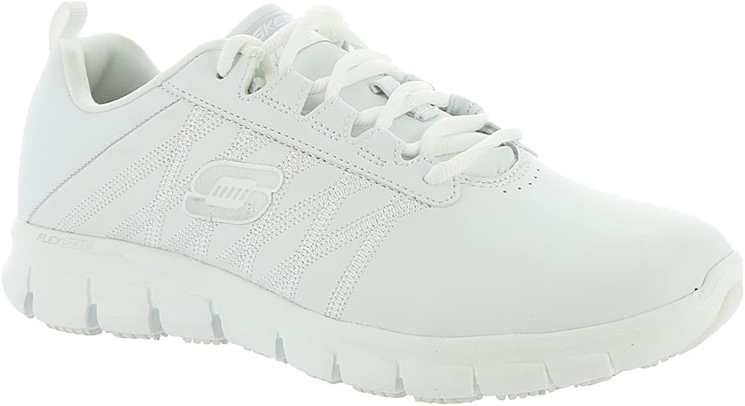 Skechers Women's Sure Track Erath Athletic Lace Work Boot