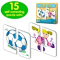 The Learning Journey: My First Match It - All My Toys - Self-Correcting Matching Puzzles for Toddlers and Preschoolers from The Learning Journey International