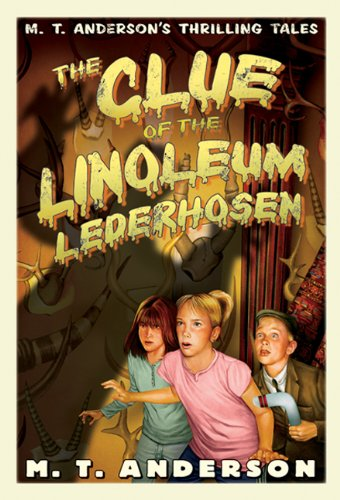 Clue of the Linoleum Lederhosen