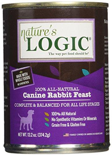 Nature'S Logic Rabbit Canned Dog Food