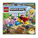 レゴ(LEGO) マインクラフト サンゴ礁 21164