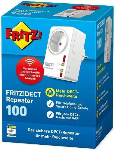 Avm Fritz Dect Repeater 100 Computer Zubehör