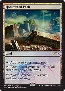 Magic: The Gathering - Homeward Path - Foil DCI Judge Promo