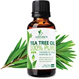 Tea Tree Essential Oil - 100% Pure and Natural - Premium Therapeutic Grade...