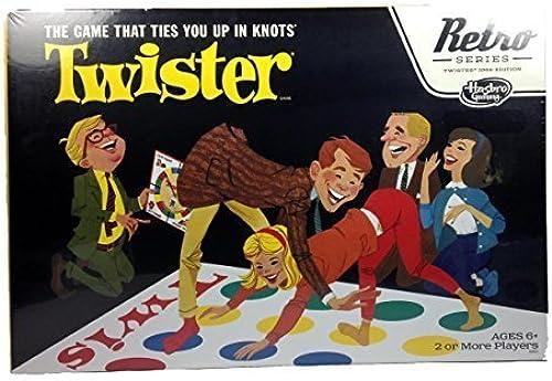 a precios asequibles Twister Retro Retro Retro Series Exclusive by Hasbro  tienda de venta