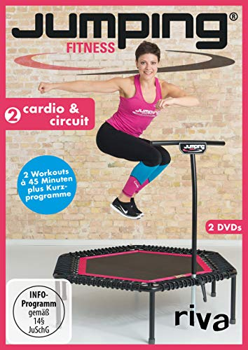 Jumping Fitness - Fit mit dem Minitrampolin (Deutsch) [DVD] [Alemania]