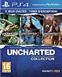 Sony Uncharted: The Nathan Drake Collection Coleccionistas PlayStation 4 Francés vídeo - Juego (PlayStation 4, Acción / Aventura, T (Teen))
