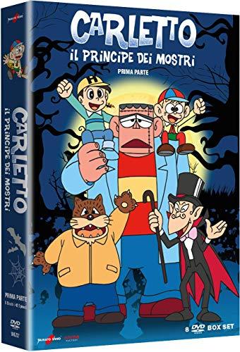 Carletto Il Principe Dei Mostri - Prima Parte (8 Dvd) (Box Set) (8 DVD)