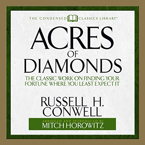 Acres of Diamonds Titelbild