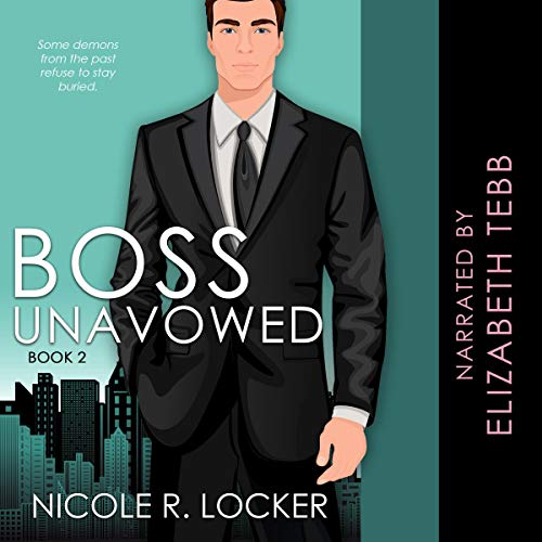 Boss Unavowed audiobook cover art