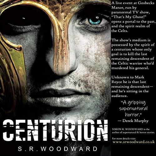 Centurion audiobook cover art