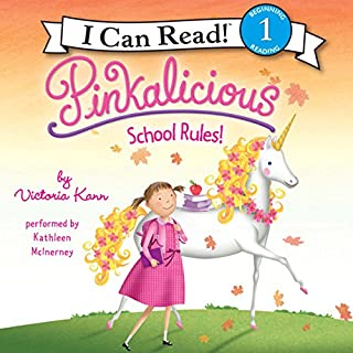 Pinkalicious: School Rules! cover art